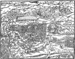 Battle of Novara - Pike was the main force on European battlefields